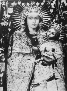 Wizerunek Matki Bożej Wychowawczyni
