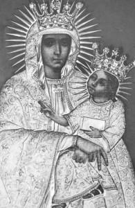 Wizerunek Matki Bożej Wychowawczyni 1