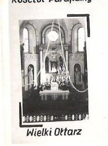 Sanktuarium Matki Bożej Wychowawczyni w latach 70 1
